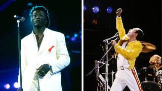 Seal Freddie Mercury Live Forever