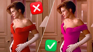 QUIZ: Which iconic film scene is the REAL one?