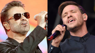 Will Young says awards show wanted him and George Michael to kiss during live performance