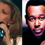 Celine Dion supported Luther Vandross with emotional performance at Grammy Awards