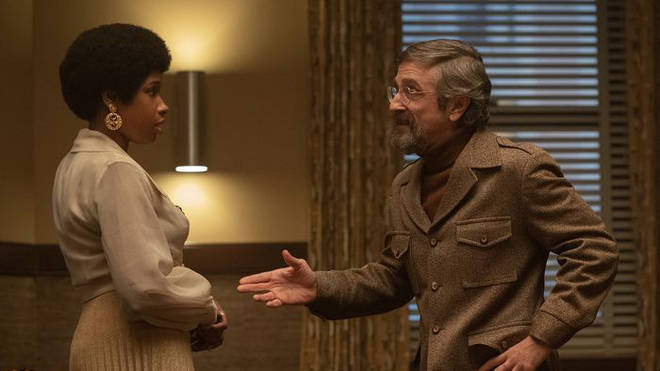 Marc Maron plays Jerry Wexler in the Aretha Franklin biopic Respect