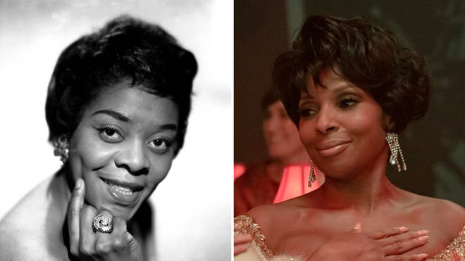 Mary J Blige plays singer Dinah Washington in Aretha Franklin biopic Respect