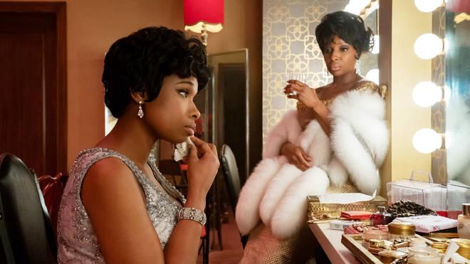 Mary J Blige plays singer Dinah Washington in Aretha Franklin biopic Respect, opposite Jennifer Hudson