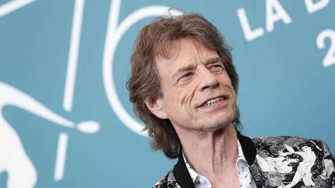 Mick Jagger attends the 76th Venice Film Festival at Sala Grande on September 07, 2019 in Venice, Italy. (Photo by Vittorio Zunino Celotto/Getty Images)