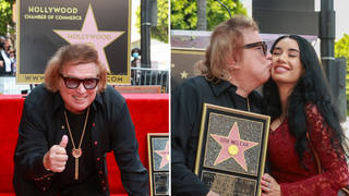 Don McClean gets his Hollywood Walk of Fame star