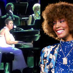 Aretha Franklin gives stunning performance of 'I Will Always Love You' during emotional Whitney Houston tribute
