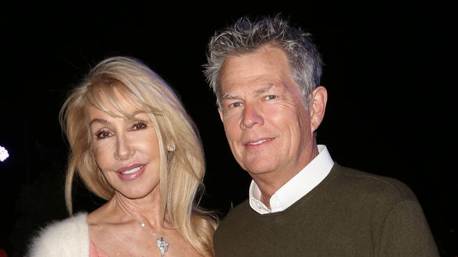 David Foster and Linda Thompson in 2013