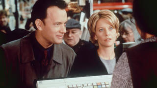 You've Got Mail was a romantic comedy starring Tom Hanks and Meg Ryan from 1998.
