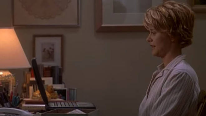 Meg Ryan got first computer on set of You've Got Mail