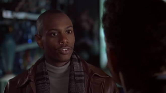 Dave Chappelle was allowed to improv throughout all of You've Got Mail