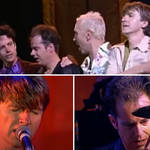 Crowded House's 1996 farewell show