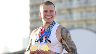 Strictly Come Dancing 2021: Adam Peaty's age, partner, height, career and more facts revealed