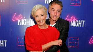 Greg Wise Emma Thompson Strictly Come Dancing 2021