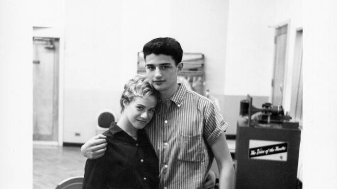 Carole King and Gerry Goffin in the 1960s