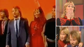 ABBA's final ever TV performance singing 'Thank You for the Music' is so moving - video