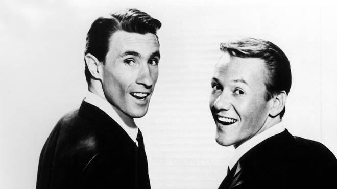 The Righteous Brothers (not actually brothers)