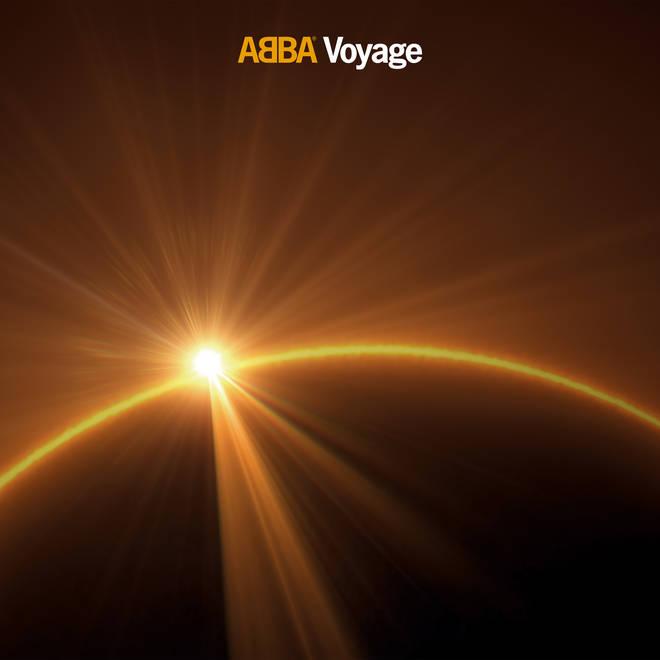 ABBA - Voyage album artwork