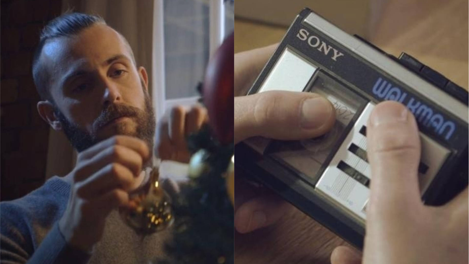 Christmas Commercial Son Plays Cassettes Dying Mom Left For Him 2020 Watch this beautiful tear jerker Christmas advert made for just