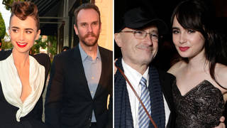 """Phil Collins' Hollywood actress daughter Lily Collins marries director Charlie McDowell in """"magical"""" ceremony"""