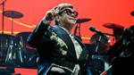 Elton John performing in Paris, France in 2019. (Photo by Paul CHARBIT/Gamma-Rapho via Getty Images)