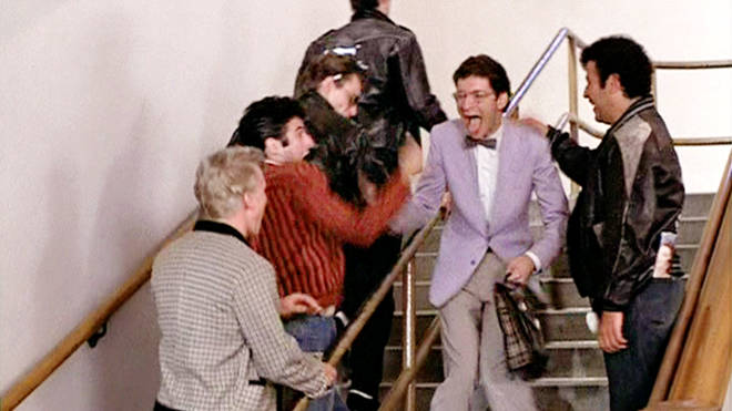 Eddie Deezer in Grease