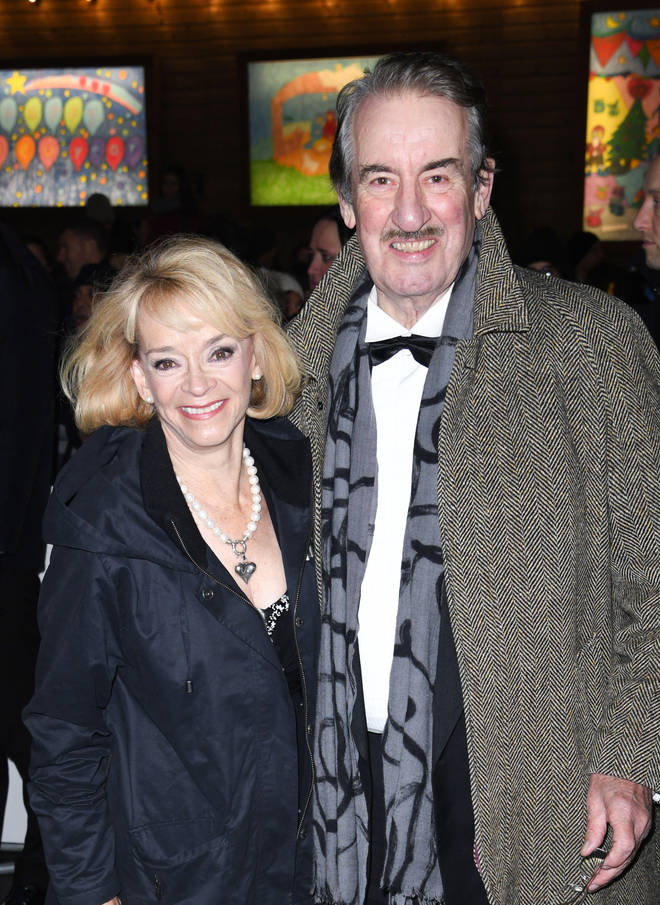 John Challis has passed away at the age of 79