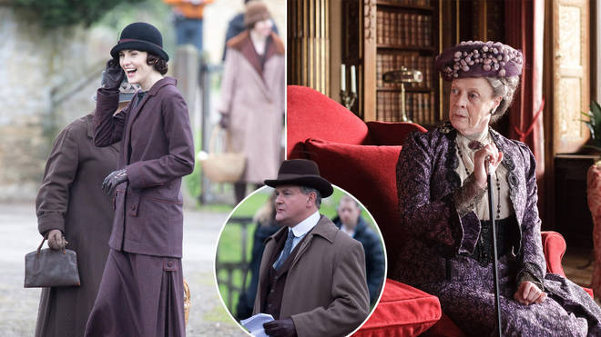 Downton Abbey 2 will be released next year