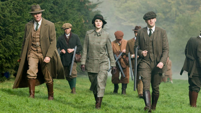 Downton Abbey 2 was pushed back by three months