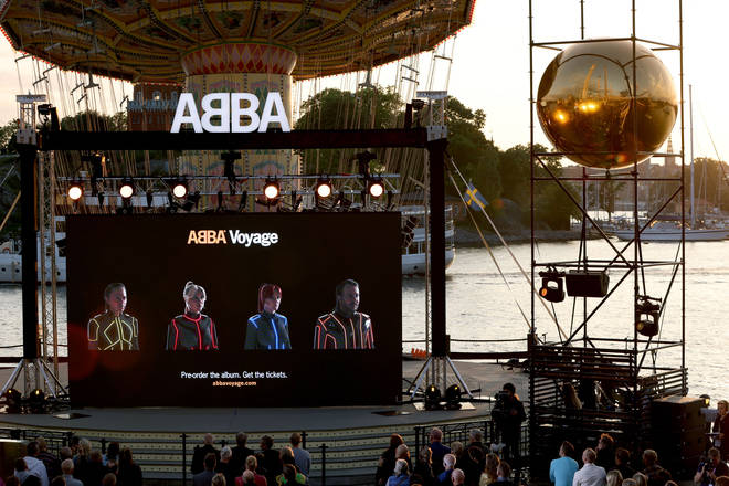 The ABBA Voyage tour will start in London next year