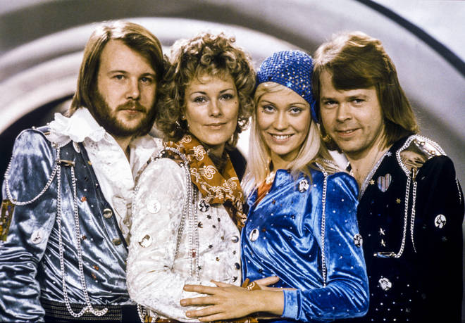 ABBA last released an album 40 years ago