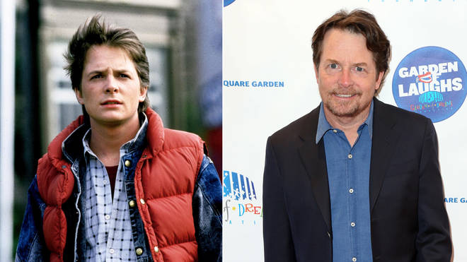 Michael J Fox played Marty McFly in Back to the Future