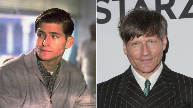 Crispin Glover played George McFly in Back to the Future
