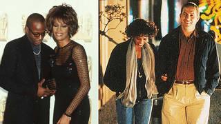 Whitney Houston's ex has said The Bodyguard remake is a 'bad idea'