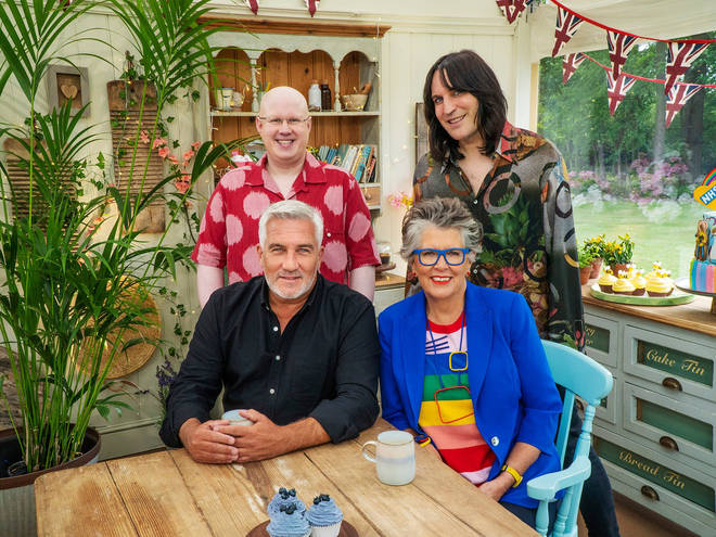 The Great British Bake Off is back on Channel 4