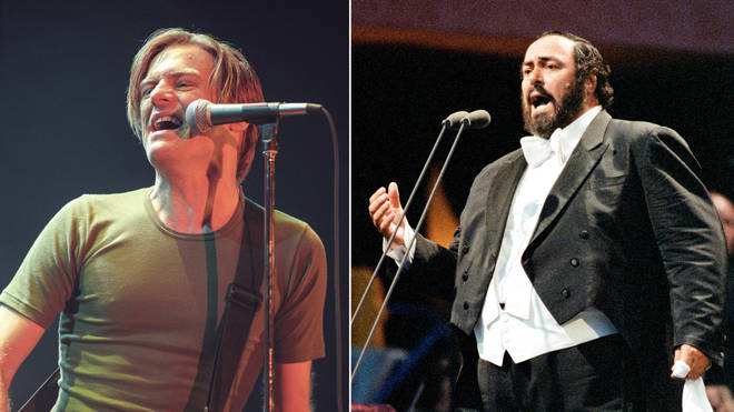 Bryan Adams and Pavarotti duetted in 1994