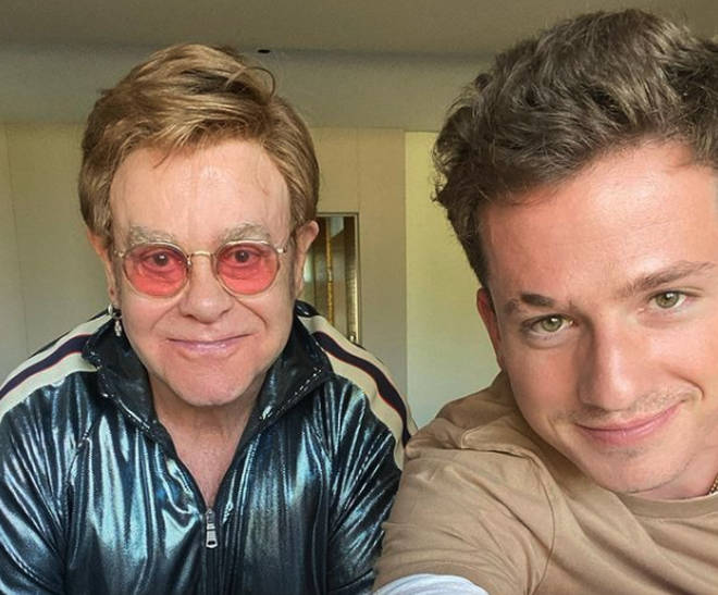 Elton John and Charlie Puth have teamed up for a new single