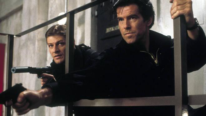Alec Trevelyan take on Pierce Brosnan's first Bond