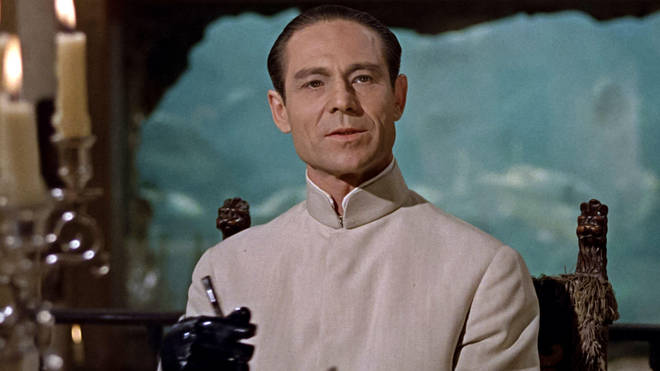 The late Joseph Wiseman played the first Bond