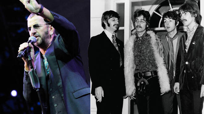 Ringo Starr shared a bizarre video banning autographs