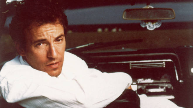Bruce Springsteen - artists mentored by Clive Davis