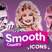 Smooth Country Icons