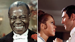 Louis Armstrong recorded the secondary theme for 'On Her Majesty's Secret Service'