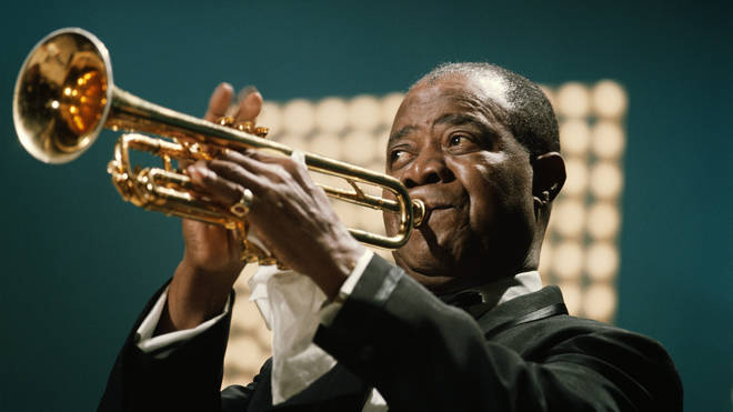 Louis Armstrong in 1967