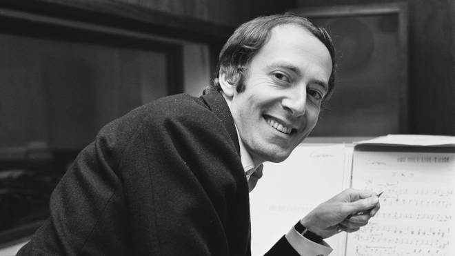 John Barry in 1967
