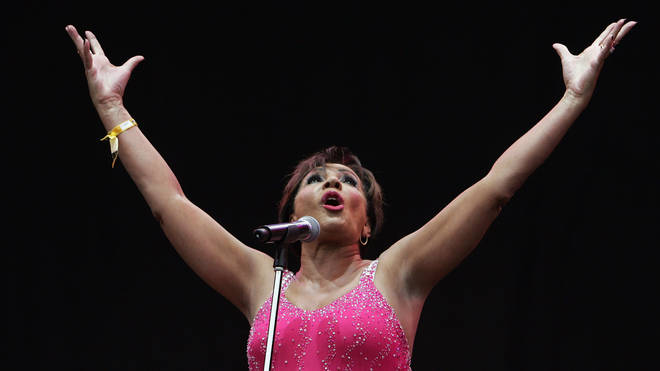 Dame Shirley Bassey is one of the most successful female singers in British music history. (Photo by Matt Cardy/Getty Images)