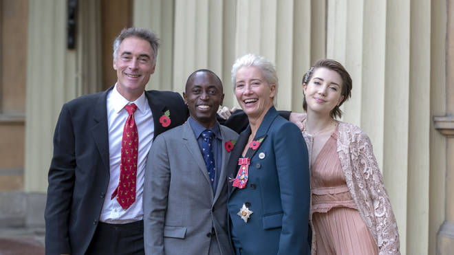 Greg Wise and Emma Thompson's loving 18-year marriage explored