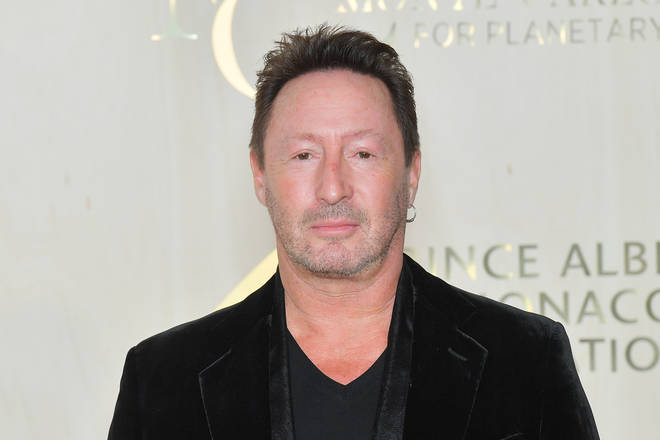 Julian Lennon attends the photocall during the 5th Monte-Carlo Gala For Planetary Health on September 23, 2021 in Monte-Carlo, Monaco. (Photo by Stephane Cardinale - Corbis/Corbis via Getty Images)