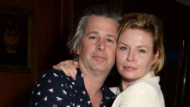 Jason Starkey and Flora Evans attend the Teen Cancer America Fundraiser hosted by Darren Strowger, Roger Daltrey and Rebecca Rothstein on October 28, 2014 in Los Angeles, California. (Photo by David M. Benett/Getty Images)