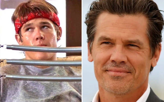 Josh Brolin played Mikey's older brother Brand in The Goonies.