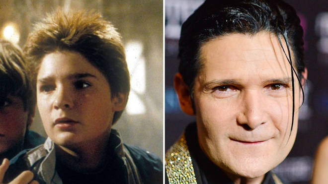 Corey Feldman played Mouth in The Goonies.